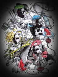 .:Judgement Day - Warriors (Long-ass desc.):. by E-Specter