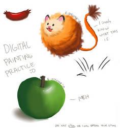 .:Digital Painting Practice [read desc.]:.