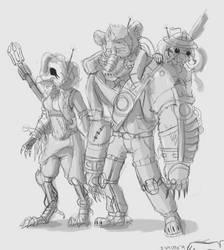 .:The Unholy Trio [Villain ver.]:.
