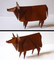 El Toro by Art-in-Murder