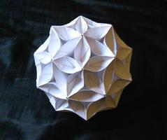 Star-flower Sphear by Art-in-Murder