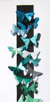 Verdant Flutter by Art-in-Murder