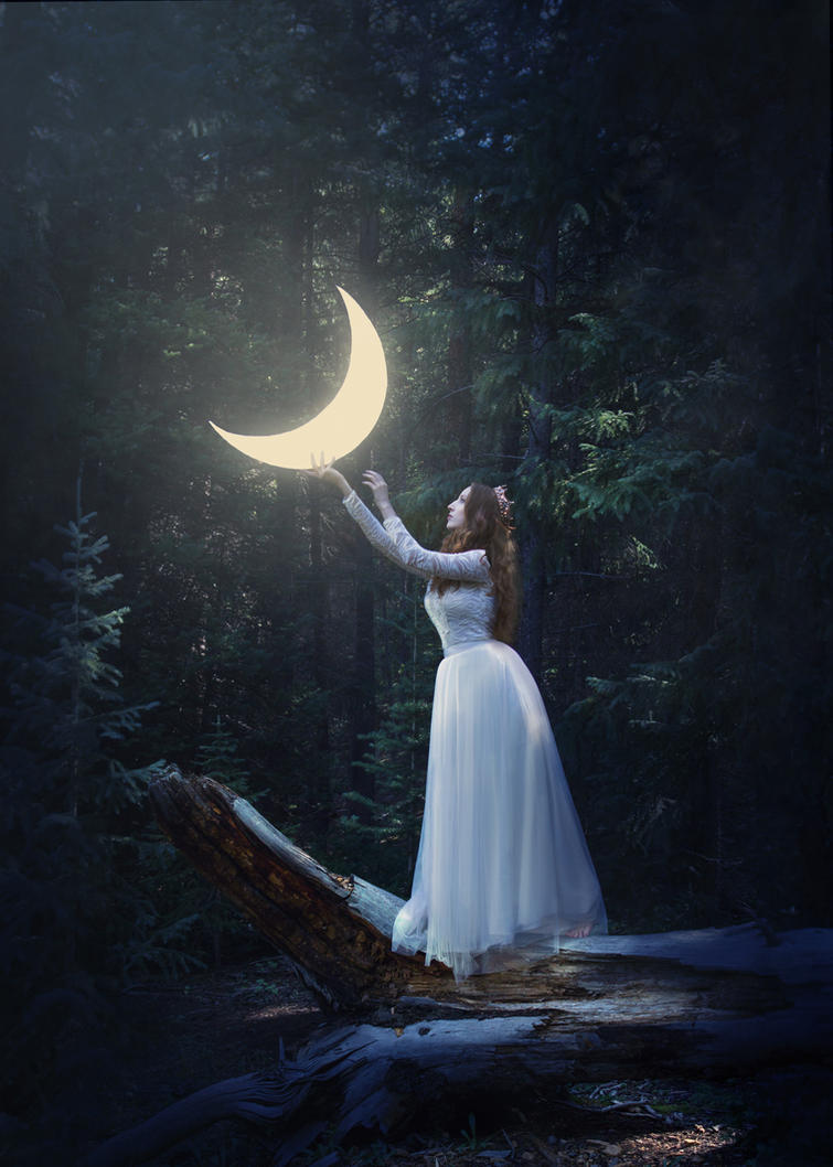Moonlight Princess by Aceroset4