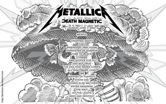 Metallica Mexico