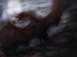The Mist by Ryuvhiel