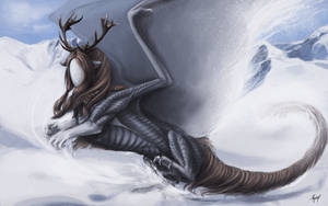 Snowplay by Ryuvhiel