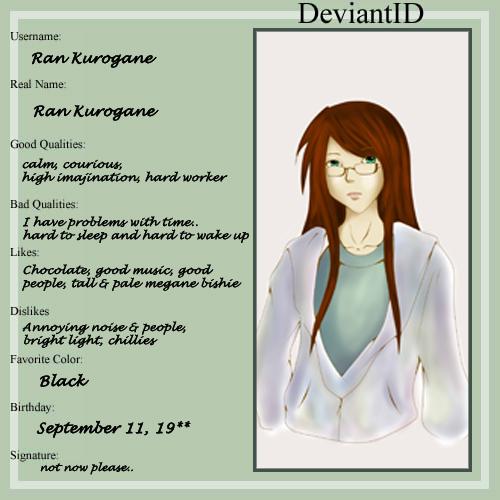 rankurogane's Profile Picture