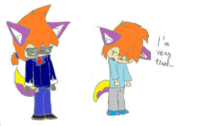 Tobias's New Style by Wilfre-colour