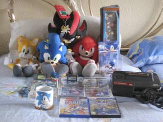 No soy fan de Sonic, no / I'm not a Sonic Fan by Wilfre-colour