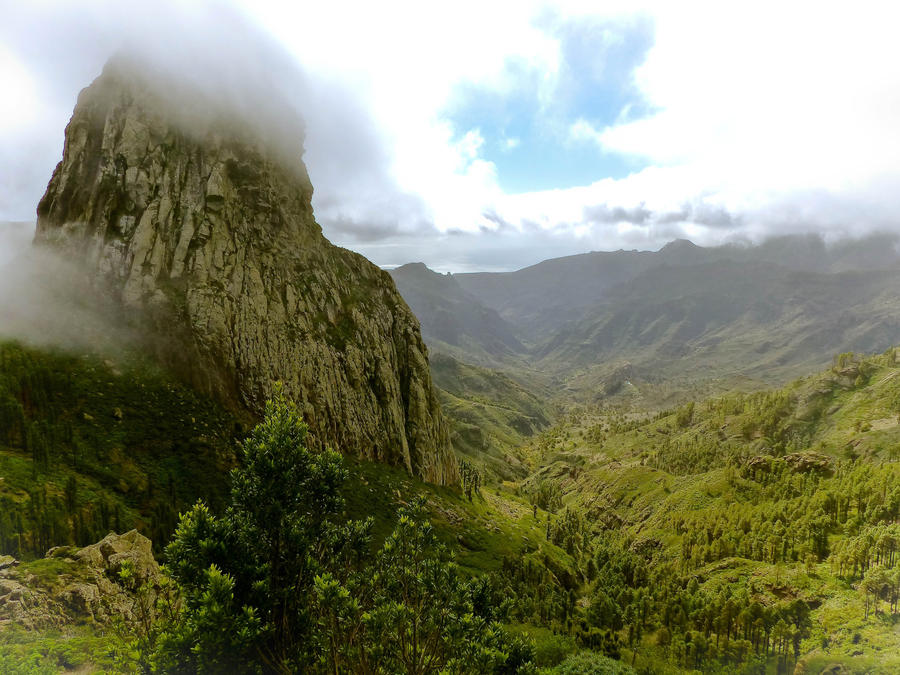 Welcome to La Gomera 2 by ratinrage