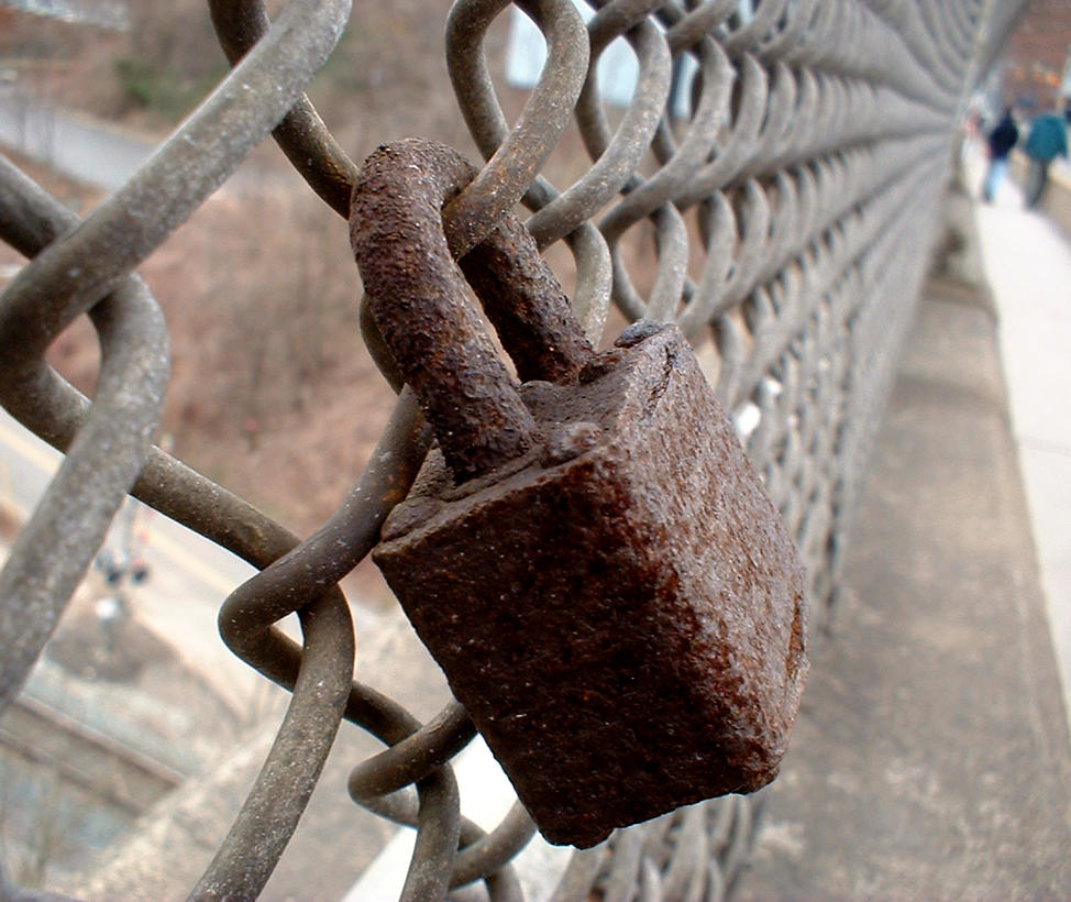 Locked by mygrane