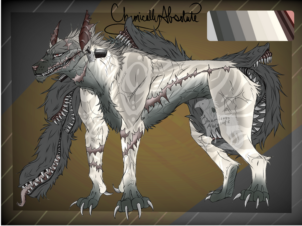 Ersatz's Behemoth (closed!) by ChemicallyAbsolute