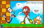 Sonic Heroes Funnie