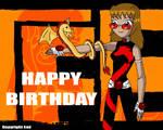 Happy Birthday Leanne