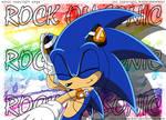 Rock On Sonic