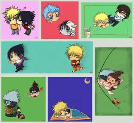 Naruto Chibi Commissions