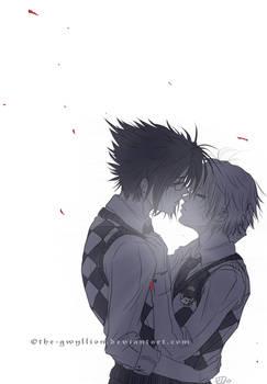 SasuNaru- This Moment with You