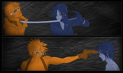 NaruSasu - Assassins