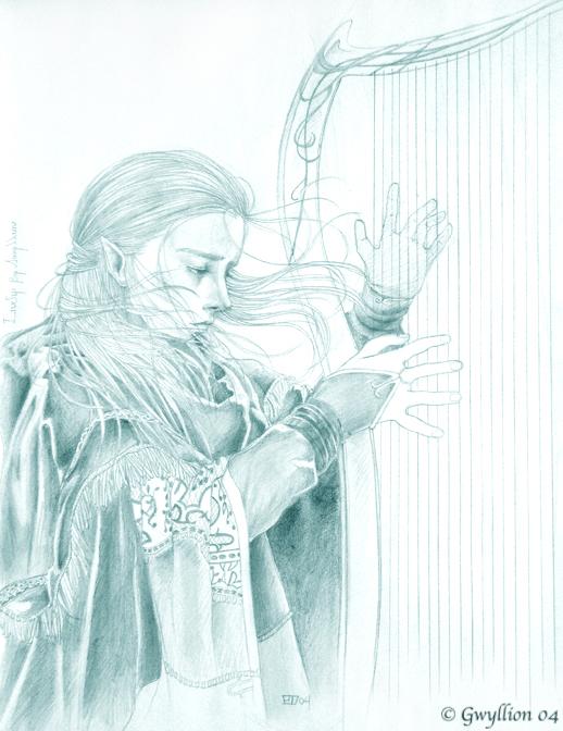 Lindir by The-Gwyllion