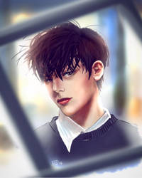 Boy by The-Gwyllion