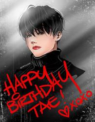 Happy Birthday V!
