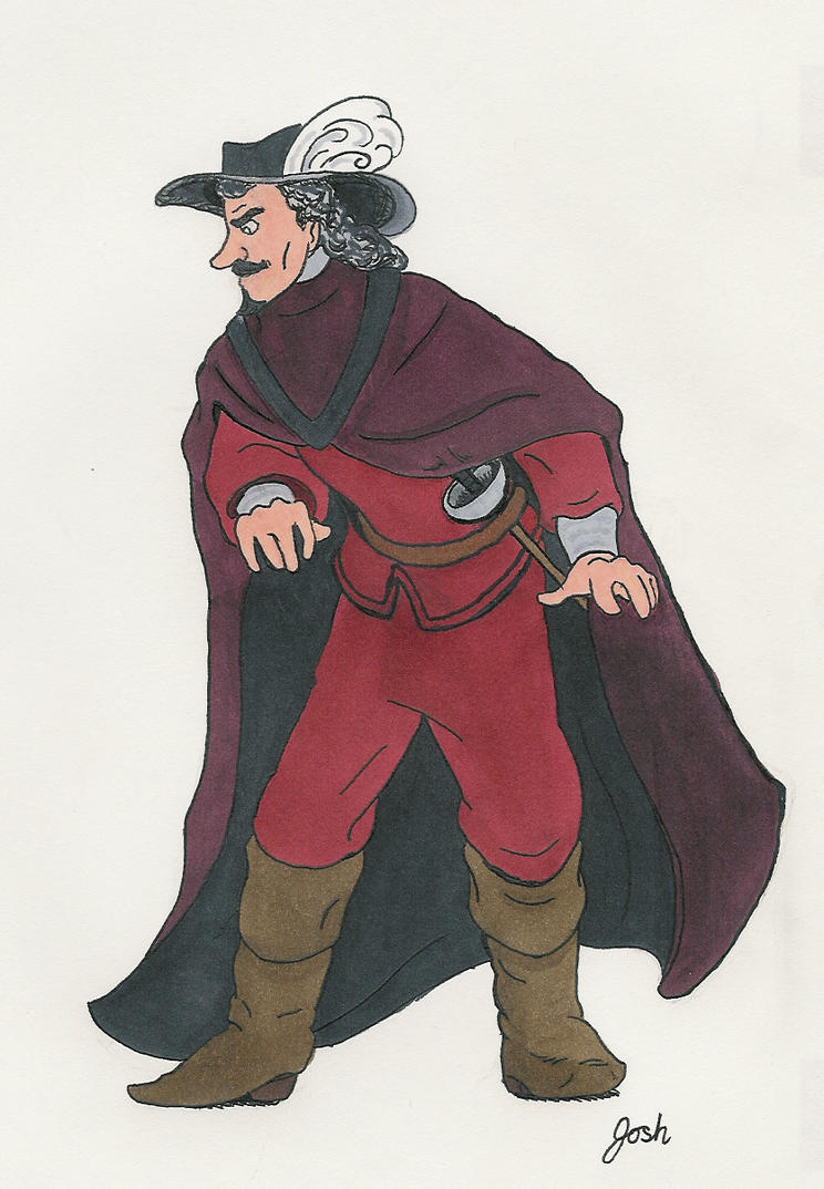 cyrano de bergerac by tigerhawk on cyrano de bergerac by joshthecartoonguy
