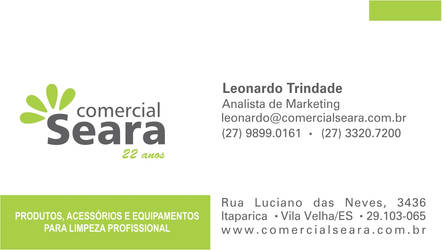 C Seara Business Card