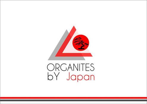 Logo Organites by Japan
