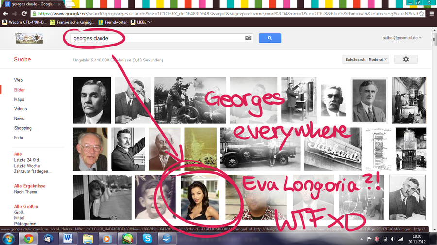 Georges everywhere by oOSchokoOo