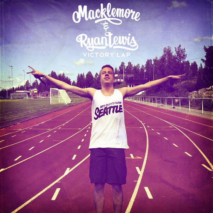 MACKLEMORE X RYAN LEWIS - VICTORY LAP COVER by smcveigh92 ...