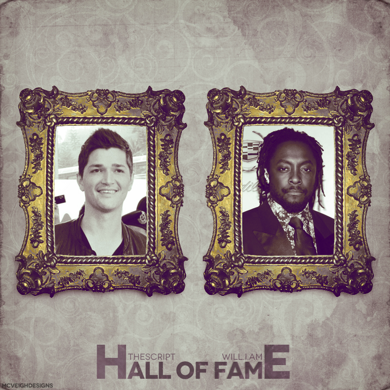 Hall of fame single cover