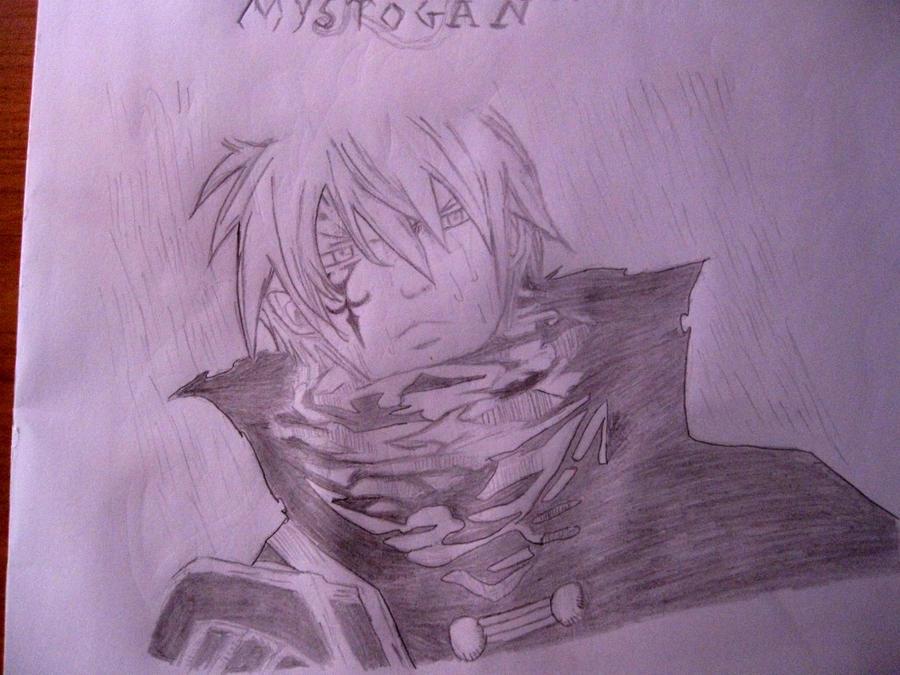 Mystogan by ZerefTheAwakened