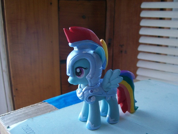 Jousting Armor Rainbow Dash by KCpon3