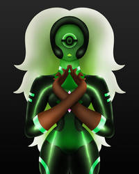 healed centipeetle fan art by buzz1325