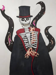 Undertaker traditional by buzz1325
