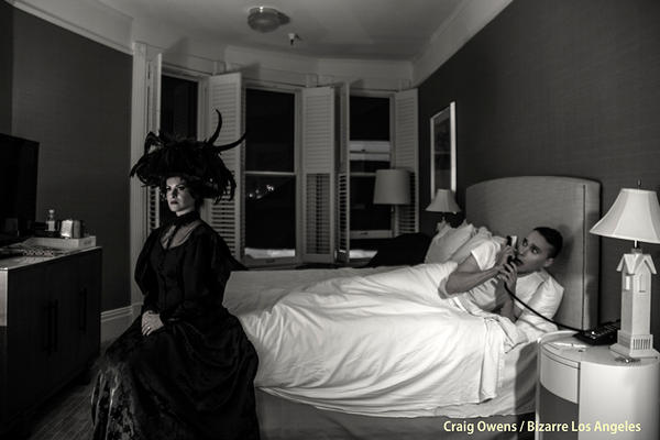 Kate Morgan S Ghost In Room 3327 By Bizarrelosangeles On
