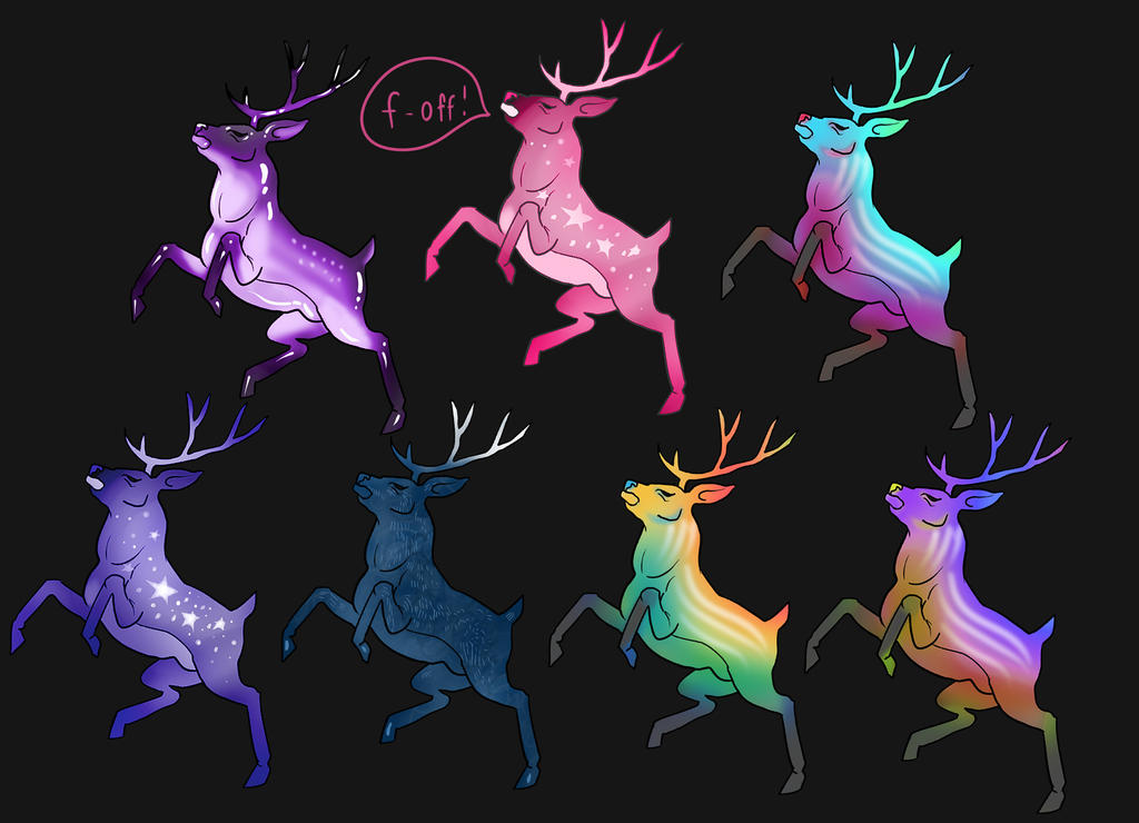 deer by Weprodigy