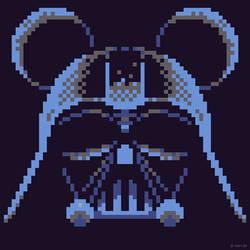 Darth Mouse by marc2o