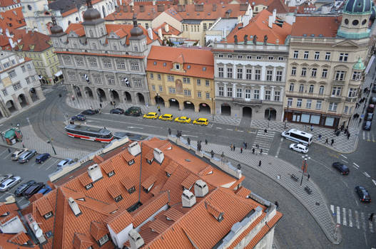 Praha day