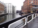 Candem town bridge - London