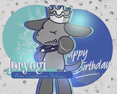 ¡Buon Cumpleanno, M o k o n a! Ioryogi_by_yuedicheshire-d5bfo18