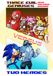 Blues vs Eggheads
