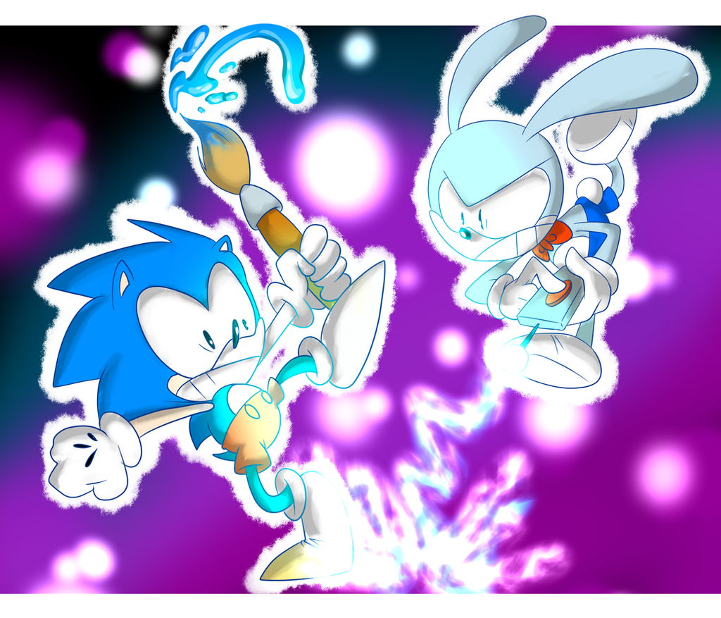 Epic Sonic By Thegreatrouge On DeviantArt
