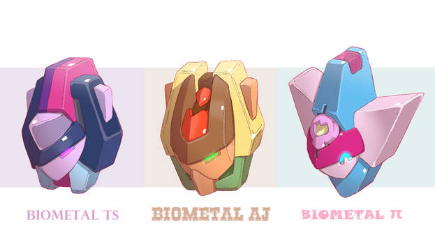My Little Biometals