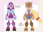 Megagirls Megamerges