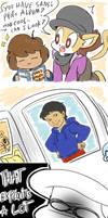 Ride On The Magic Underbus