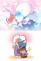 A Human To The Fr-escue (Soriel) by thegreatrouge
