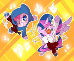 Chibi Ponydance