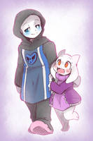 Altertale Soriel by thegreatrouge