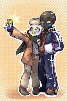 First Date Selfie